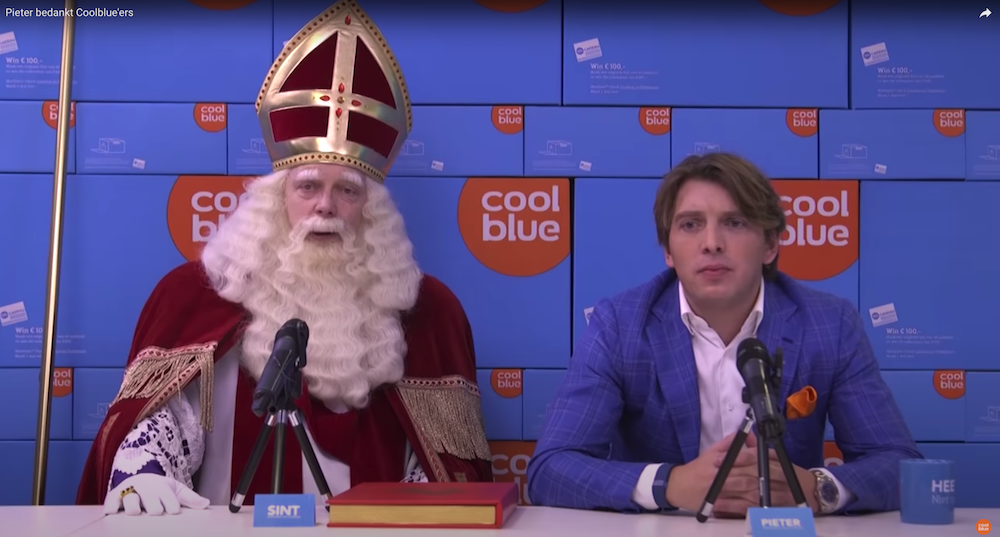 CoolBlue YouTube Pieter Zwart