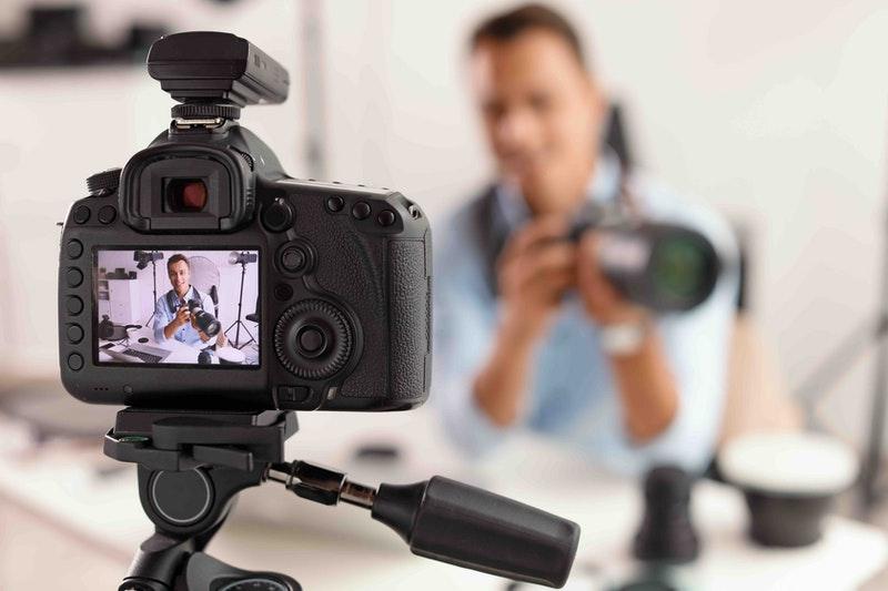 Beeld: Filmen van een professionele instructievideo